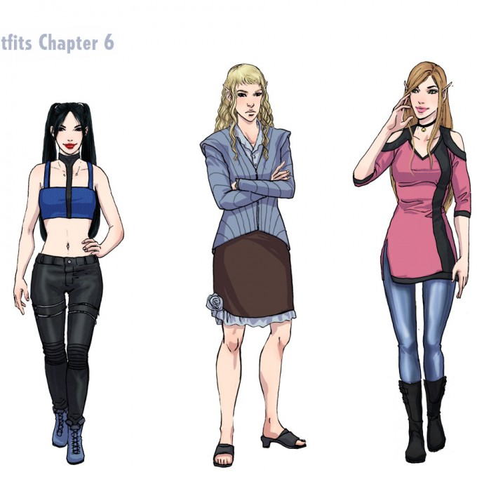 outfits chapter6
