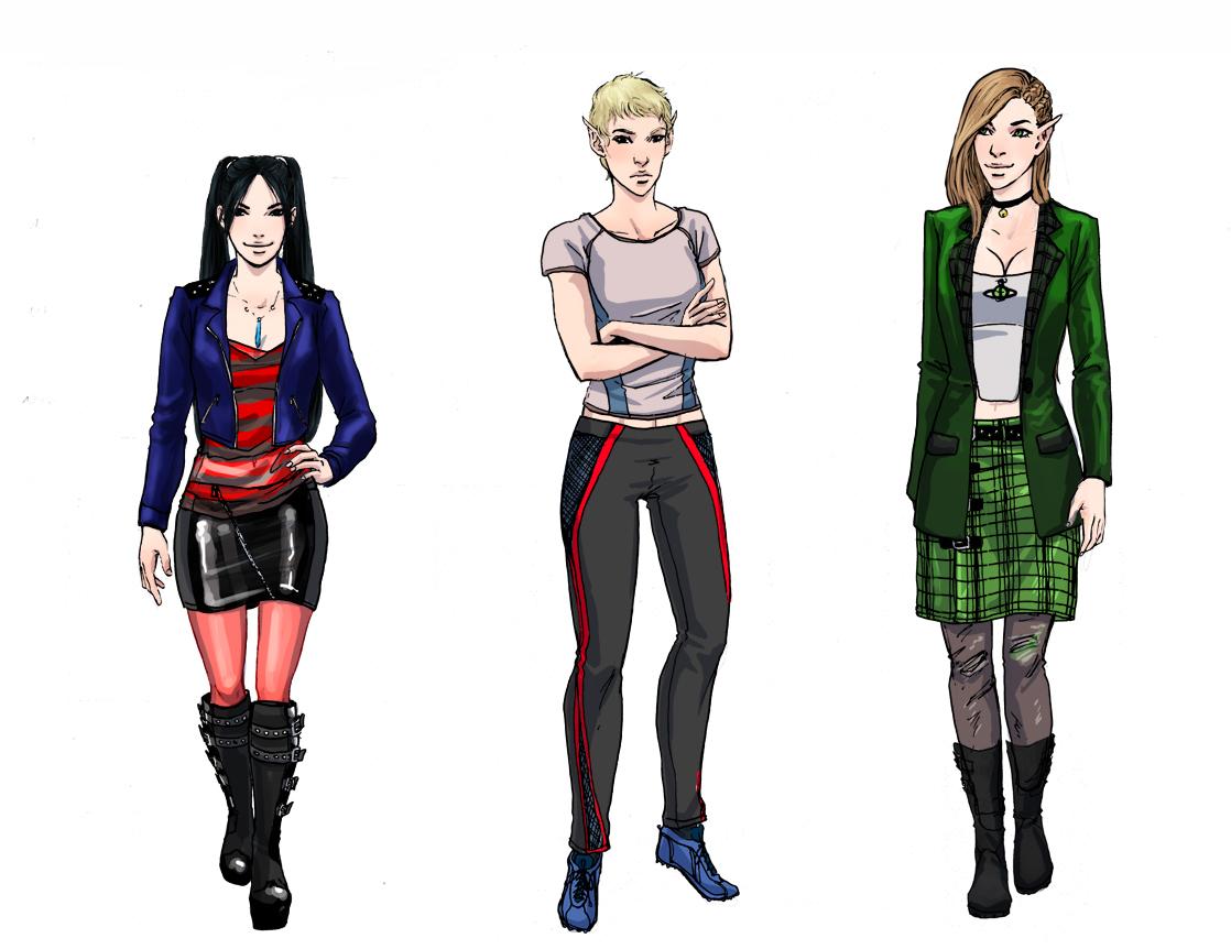 Outfit Teaser für Kapitel 04